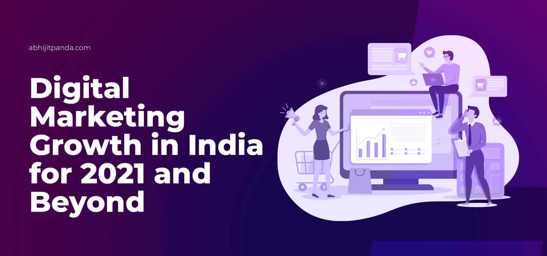 Digital Marketing Growth in India