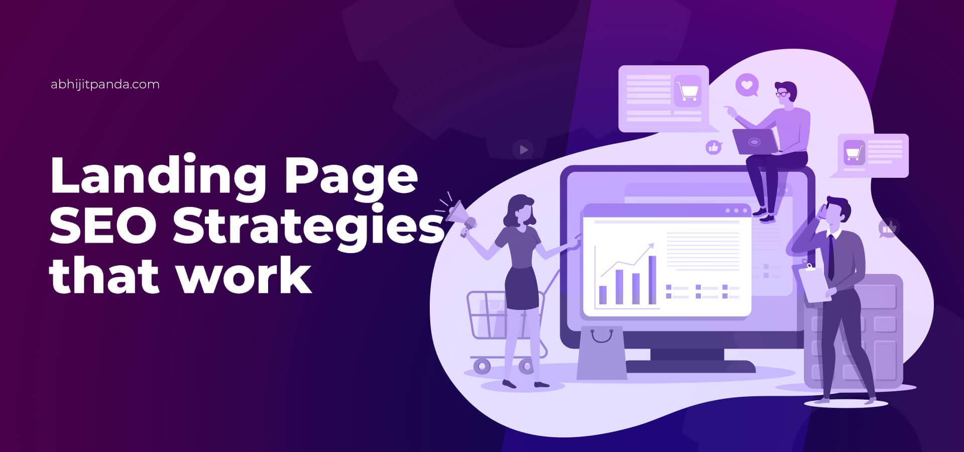 Landing Page SEO Strategies