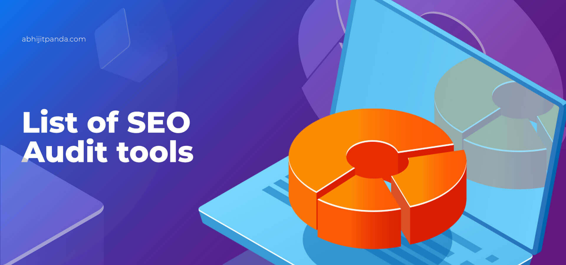 List of SEO Audit Tools