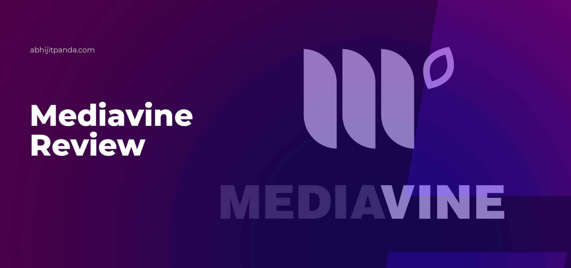 Mediavine Review