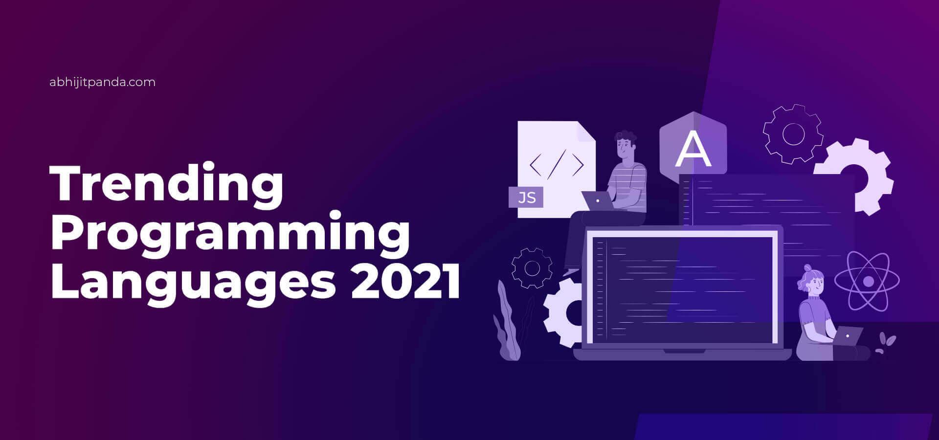Trending Programming Languages