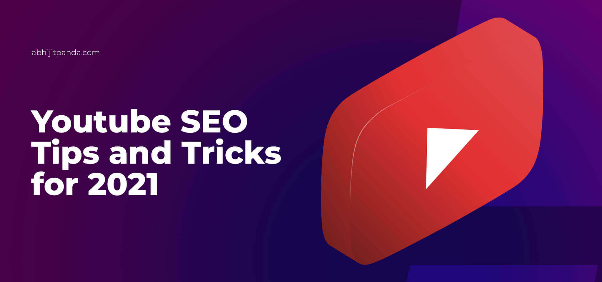 YouTube SEO Tips and Tricks for 2021